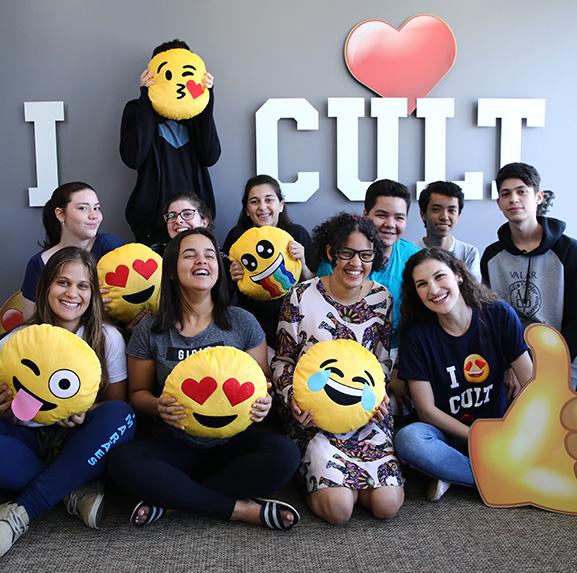 Cultural: I Love Cult